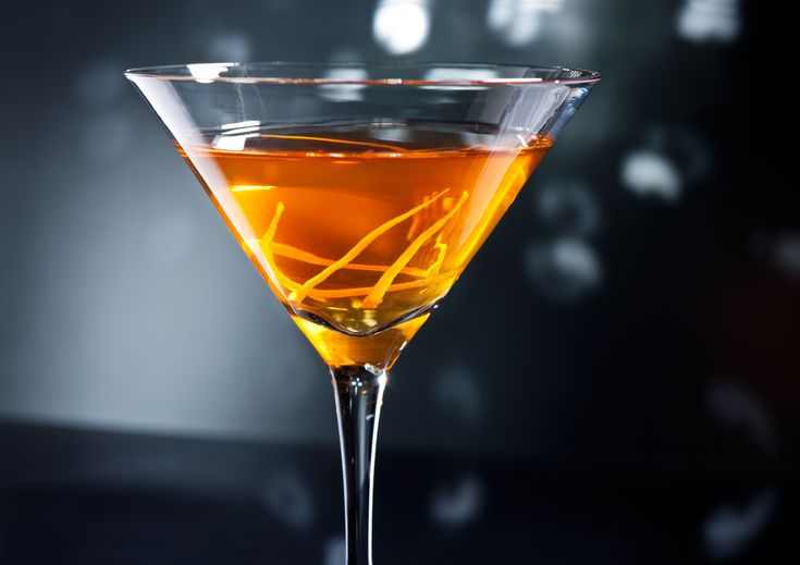 DRINK NA DZIŚ: MANHATTAN