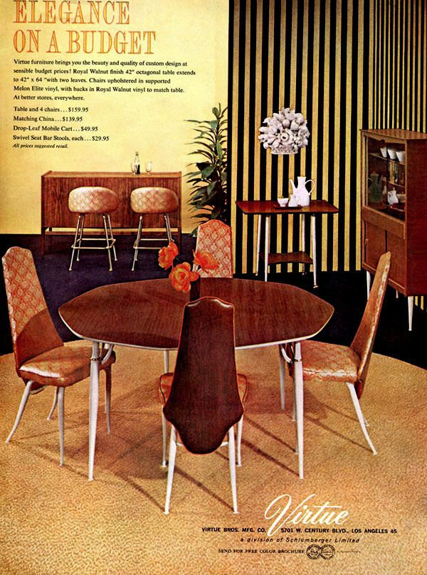 Modern Furniture Ads 157 best vintage advertisements miscellaneous images on pinterest
