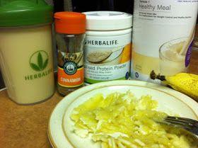 Herbalife: Herbalife recipes