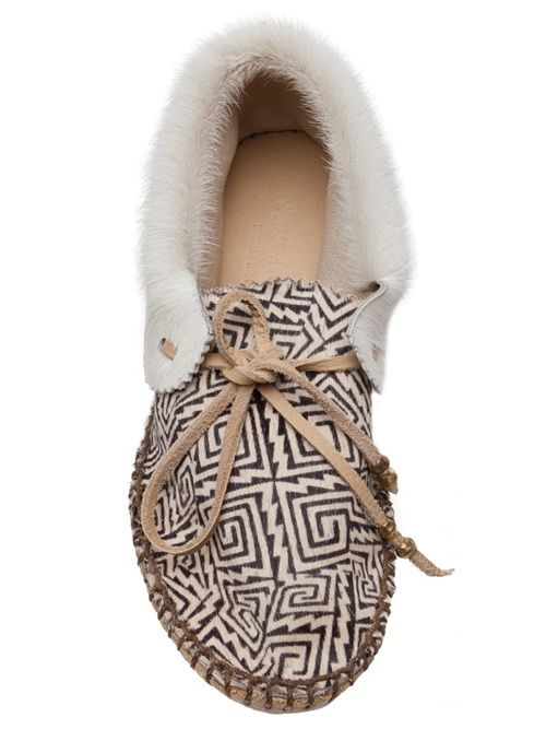 Love this Aztec Moccasin - anyone else?    http://www.christchurchschool.org/podium/default.aspx?t=131098