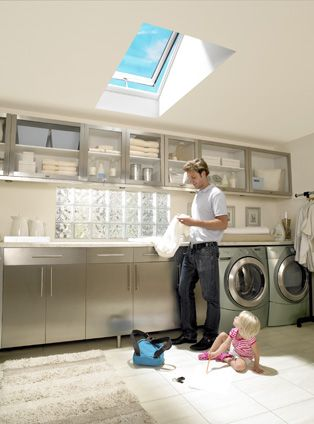 VELUX Skylight brings in the light!