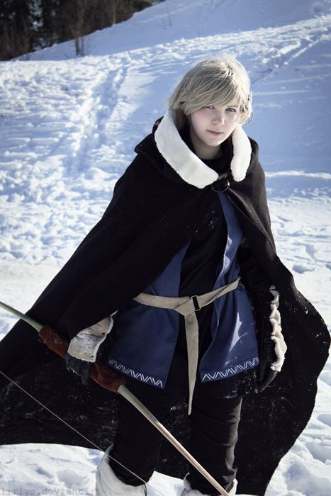 Son of the North by Lirlys.deviantart.com on @deviantART - This is a really nice Viking Norway cosplay - my impression is that this is an entirely fan-made costume, but I'm not 100% sure on that point. Also, I need to come up with a decent human name for him...any ideas? [EDIT] After a bit of brainstorming with @rebka uilson I've decided to use Sigurd as a head-canon first name for Norway - and the last name will come when it will.