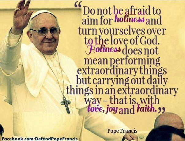 Catholic Quotes About Family: 39 Best Pope Francis Quotes Images On Pinterest