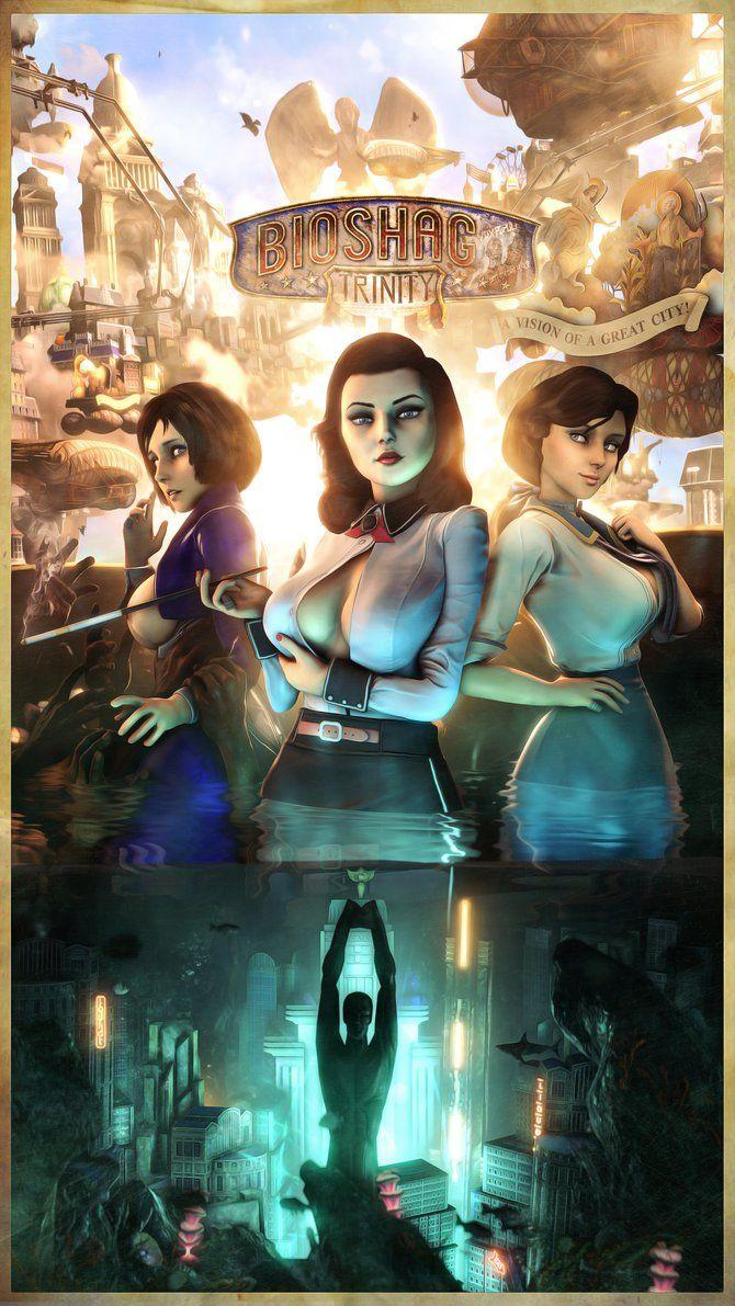 Bioshock Trinity