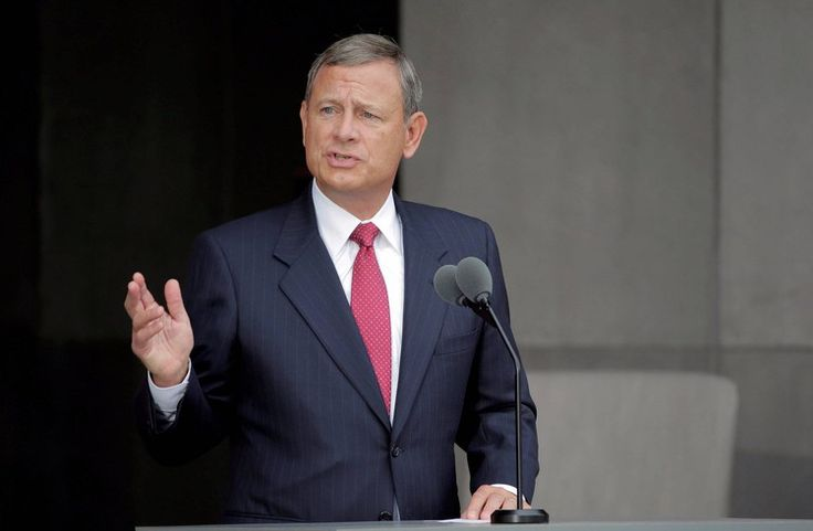 The best thing Chief Justice Roberts wrote this term wasn't a Supreme Court opinion