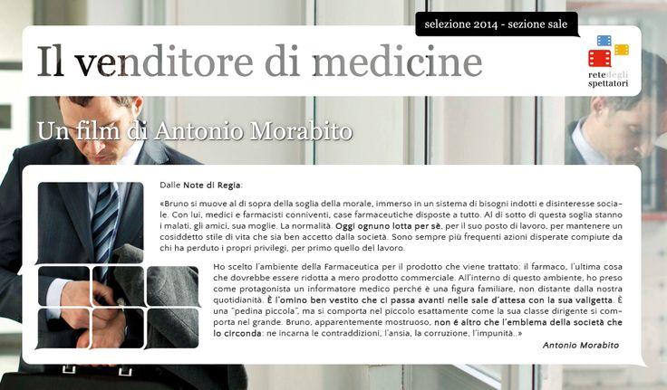 Il Venditore di medicine di Antonio Morabito