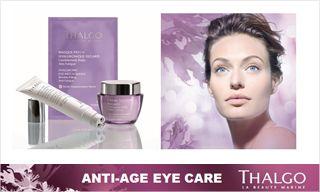 Thalgo szemkörnyék ápolás - Anti-age eye care