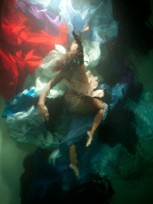 Underwater art photos color and water Christy Lee Rogers  christyleerogers 03