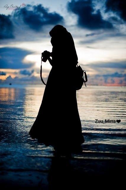Muslimah Siluet : muslimah, siluet, Kamran, Niqab, Islamic, Girl,, Hijab, Niqab,, Muslim, Women