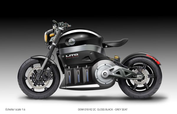 SORA ELECTRIC MOTORCYCLE from LITO GREEN MOTION by The Creative Unit , via Behance