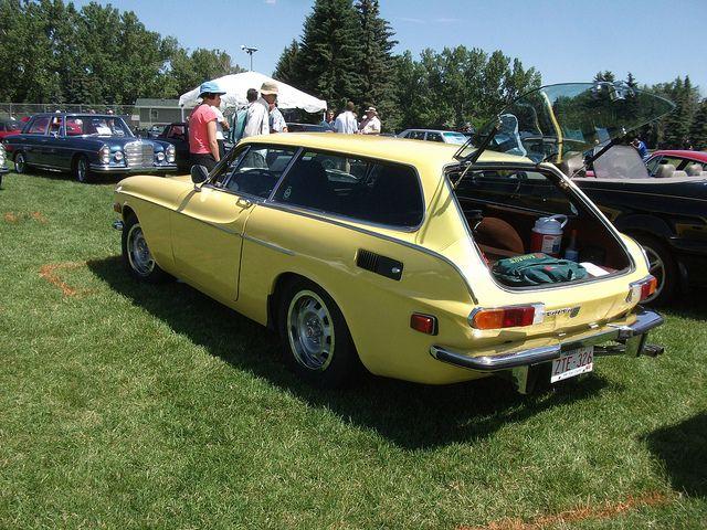 1972 Volvo P1800ES Sportswagon