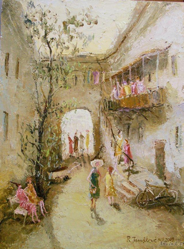 Januskevicius Remigijus - Old Yard