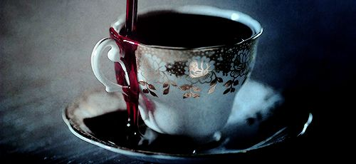 penny dreadful blood teacup - Google Search