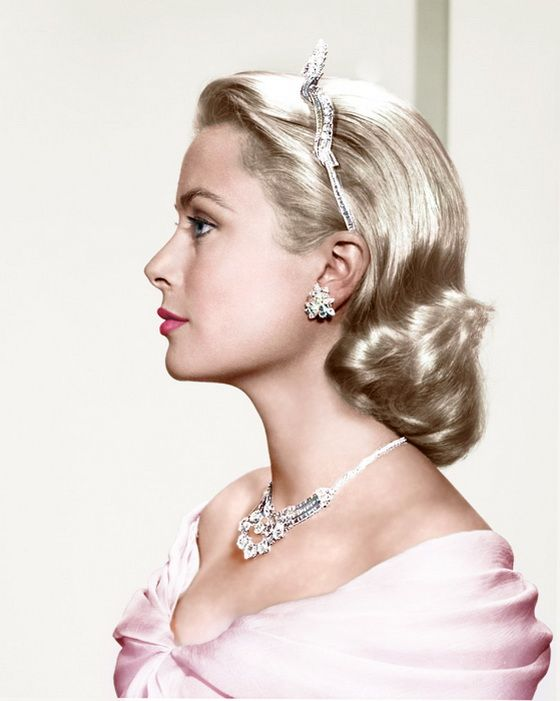 Grace Kelly More Women's Jewelry - http://amzn.to/2j8unq8