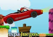 Juego de Mario Fast Lane | JUEGOS GRATIS: Mario conduce un auto deportivo con toda velocidad donde tienes que ayudarlo mantener en linea recta el carro para que no se desplome cuando caiga de los grandes saltos, trata de llegar a la meta sin ninguna lesion