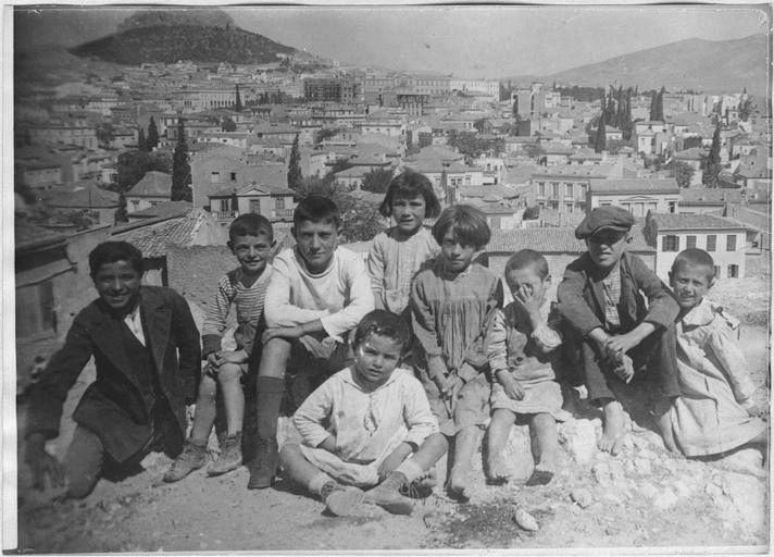 Αθήνα 1915-18