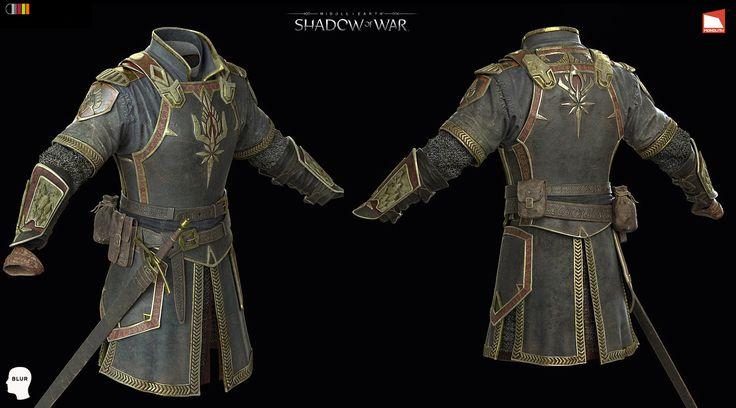 ArtStation - Shadow of War | Blur Studio, Andrei Szasz