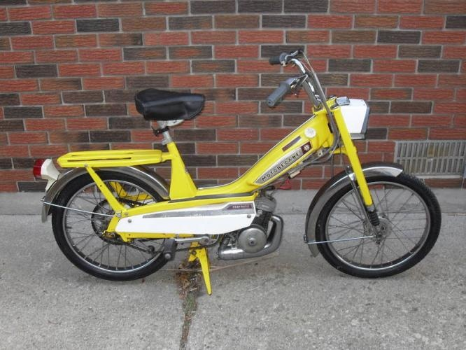 Old, French and yellow. Why would I not want this?