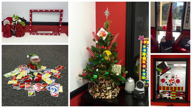 It's official: #Mathnasium centers are absolutely awash in #holiday spirit! How are you decorating for the holidays?