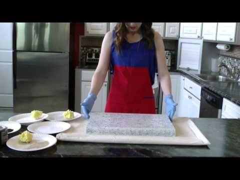 Giani Countertop Paint Youtube : ... Countertops on Pinterest Faux granite countertops, Countertops and