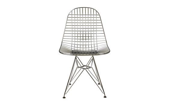 Eames® Wire Chair – DKR.0 Designed by Charles and Ray Eames for Herman Miller.