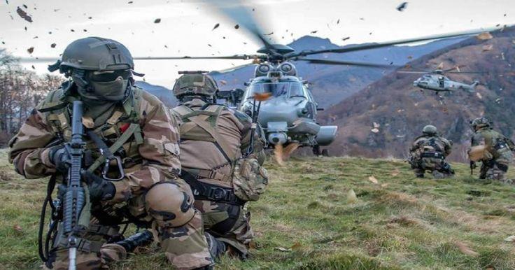 16 Άκρως επικίνδυνες Ειδικές Δυνάμεις από όλο τον Κόσμο, αντάξιες των Δικών μας ΟΥΚ και ΛΟΚ. Από την Δανία δεν το Περιμέναμε! Crazynews.gr