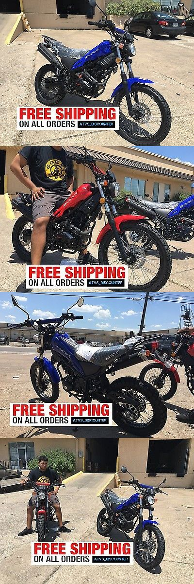motorcycles And scooters: 2016 Other Makes Enduro Magician 250 (Free Shipping To Your Door) New Dirt Bike 250Cc Enduro Dual Sports Fully Street Legal Very Fast And Powerful -> BUY IT NOW ONLY: $1279 on eBay!