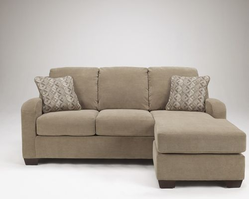 3180118 | Ashley Circa   Taupe Sofa Chaise Taupe | Big Sandy Superstores |
