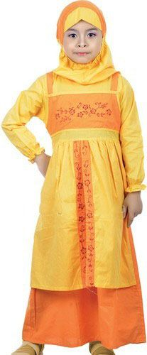 Baju Muslim Anak Perempuan Azzura