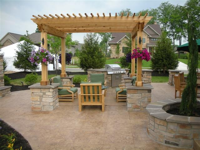 83 Best Pergola Images On Pinterest Backyard Ideas