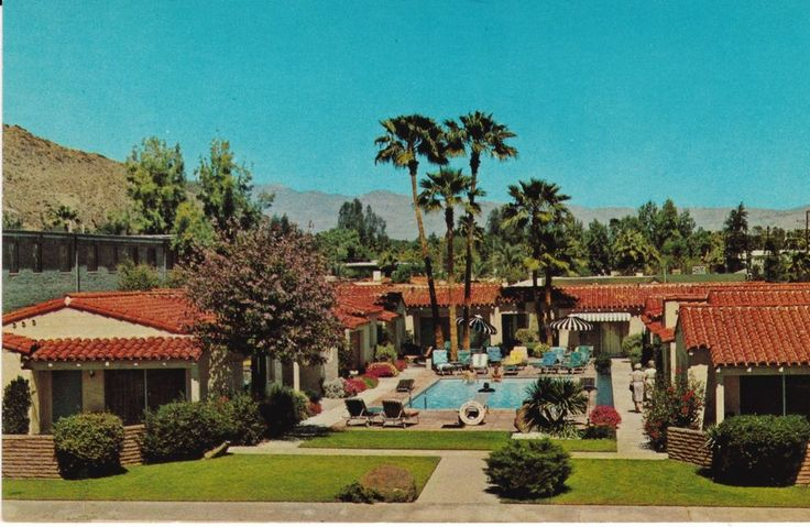 1000 images about palm springs on pinterest for Thunderbird golf course palm springs