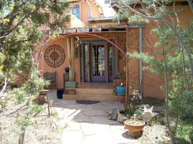 Straw BALE home in Arizona! SWEET!!! Green Homes for Sale - Snowflake, Arizona Green Home