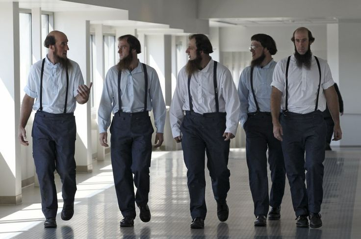 Amish Men Clothing   Amish beard-cutting trial: Witness says attackers used shears to cut ...
