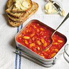 Gebakken witte bonen met pancetta: http://www.okokorecepten.nl/recept/groenten/witte-bonen/gebakken-witte-bonen-pancetta