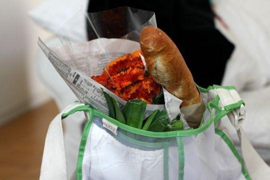 Mercado market bag. Perfect for farmers market.