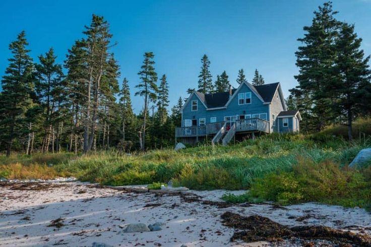 Nova Scotia— where to stay on the south shore