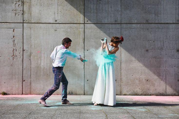 Inspiration mariage indien Holi fete des couleurs l Laure B Gady l Photographe Clemence Dubois l La Fiancee du Panda blog mariage-072