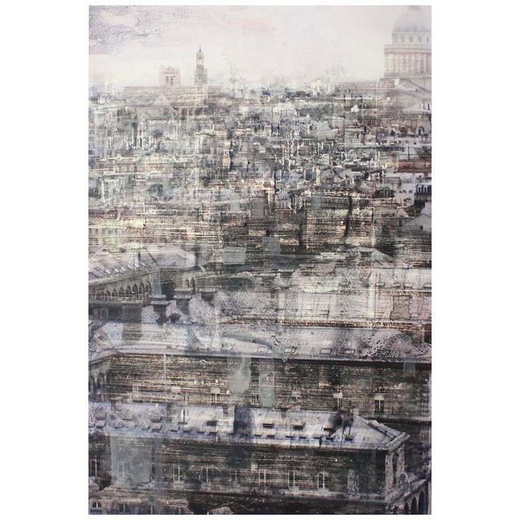Gottfried Salzmann - Le Panthéon (2013) - giclée