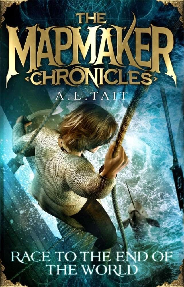 Mystery, monsters, murder and mayhem all feature in this action-packed adventure that will appeal to boys and girls alike.