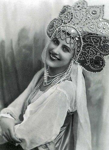 Марина Шаляпина, Мисс Россия, 1931 год