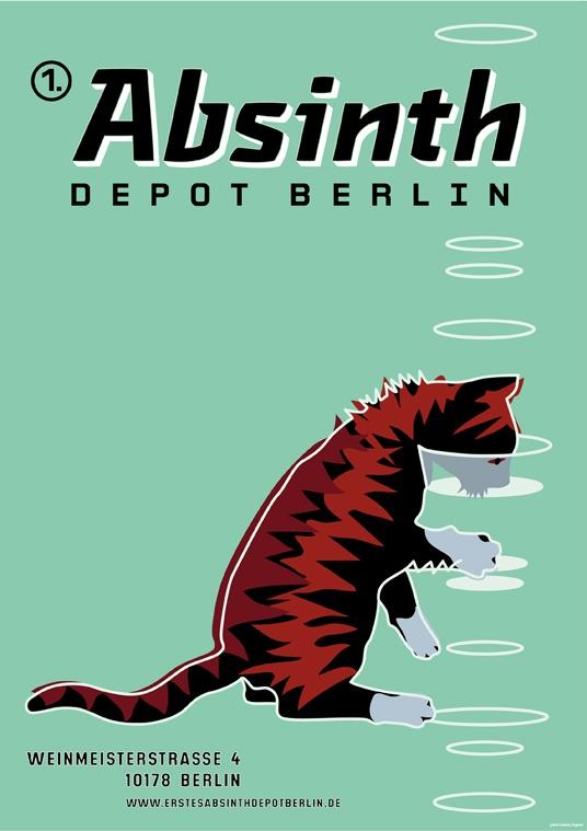 Absinth Depot Berlin