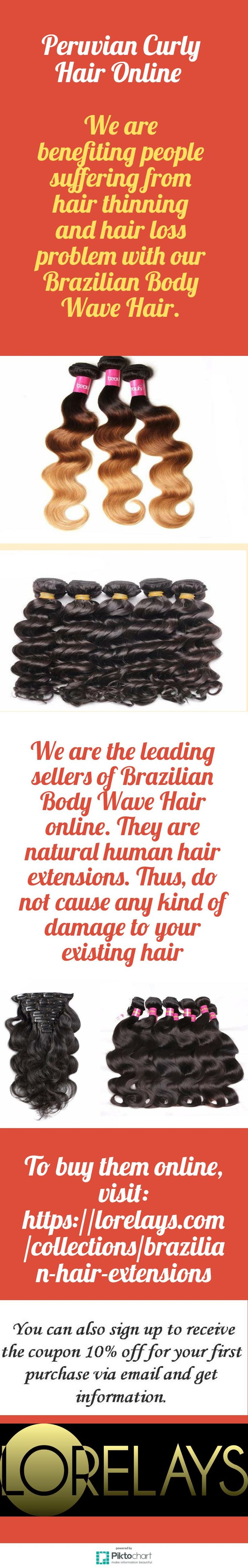 Are you looking for a good quality Curly Hair extensions? Visit lorelays today. Our Peruvian Curly Hair extensions are easy to use and are perfect for beginners. See more: https://lorelays.com/collections/wholesale