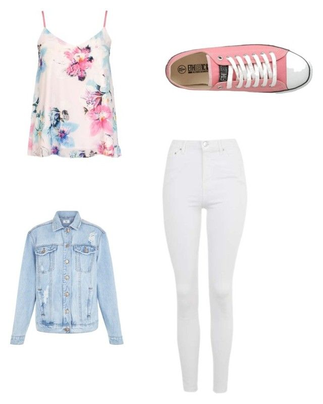 """""""Back To School : Outfit Ideas"""" by kyliemadi0427 ❤ liked on Polyvore featuring Dorothy Perkins, Topshop and New Look"""