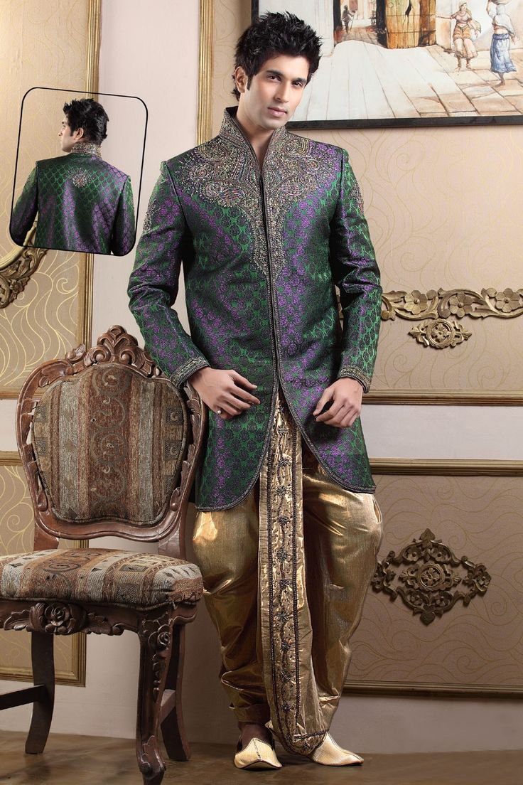 Groom kurta suits black wedding kurta designs asifa and nabeel men - Find This Pin And More On Men S Awesome Outfits By Gravityfashion