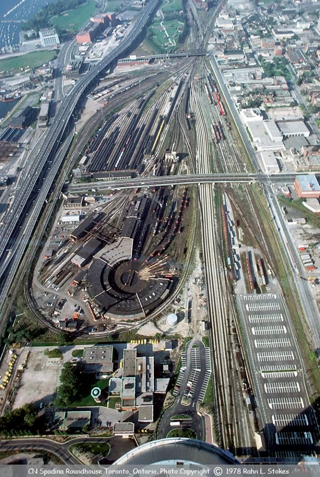 543 Best Train Yards And Facilities Images On Pinterest