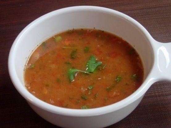 Healthy Tortilla Soup Recipe - Food.com: Food.com
