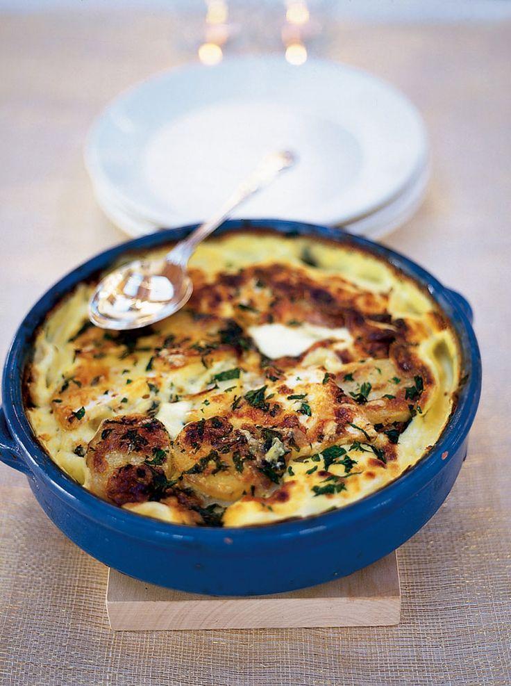 Celeriac Gratin | Vegetables Recipes | Jamie Oliver Recipes