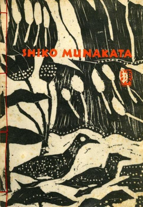 SHIKO MUNAKATA  Japanese, (1903-1975)  via Neutral Notes