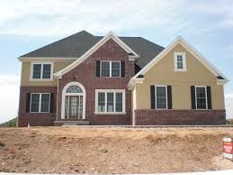10 Best Images About Brick And Stucco Homes On Pinterest