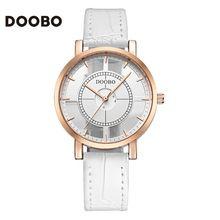 2016 DOOBO Relojes de Mujer de Marca de Lujo Reloj de Cuarzo Moda Mujer Relojes Mujer Ladies Relojes de Pulsera de Negocios Relogio Feminino(China (Mainland))